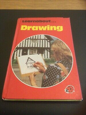 Vintage Ladybird Book Learn About Drawing 1980 Near Mint • 0.99£