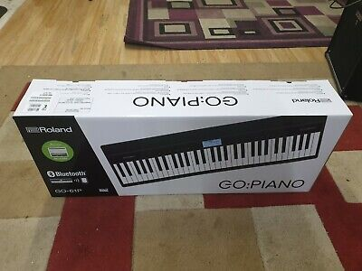 AU424.46 • Buy Roland Go:Piano 61 Digital Piano, Brand New, Never Opened Or Used, Full Warranty