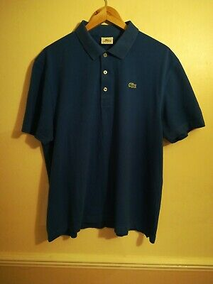 Men's Lacoste Sport Polo Shirt Size 7 PTP Is 24 Inches • 9.99£