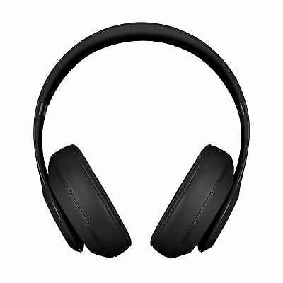 Beats By Dr. Dre MQ562LL/A Studio3 Wireless Headphones - Matte Black • 90£