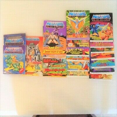$10.99 • Buy Masters Of The Universe MOTU Vintage Mini Comics Your Pick Your Choice