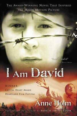I Am David By Anne Holm 9780152051600   Brand New   Free UK Shipping • 8.82£