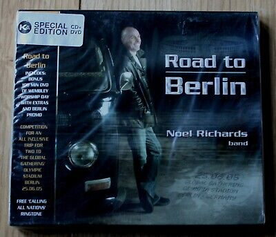 £4.99 • Buy Noel Richards Band - Road To Berlin (2004) - A New CD / DVD - In Wrappers