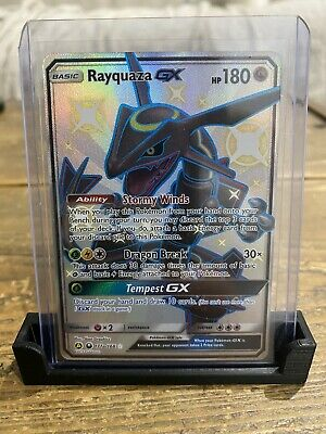 $ CDN193.25 • Buy Rayquaza Gx 177a/168 Promo Card Hidden Fates Nm-M