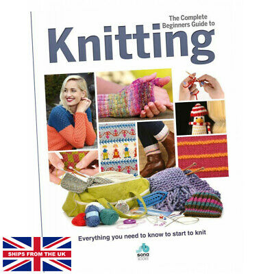 £13.25 • Buy The Complete Beginners Guide To Knitting - Sian Brown (Hardcover) - Everythin...