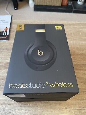 Beats By Dr. Dre Studio3 Wireless Over-ear Headphones - Shadow Gray • 64£