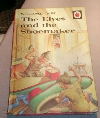 Vintage Ladybird Book 'The Elves And The Shoemaker' Series 606D • 2.99£