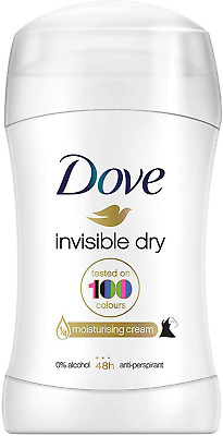 Dove Invisible Dry Deodorant Stick, Roll On Deodorant For Men And Women • 3.99£