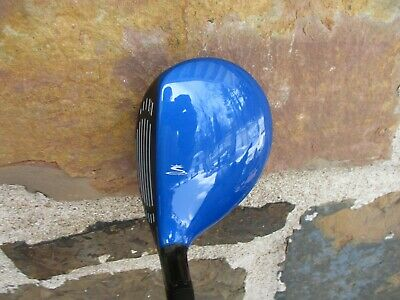 $ CDN37.68 • Buy RH Cobra Bio Cell+ Blue Adjustable 3 - 4 Wood 15° MATRIX OZIK HD Stiff Shaft