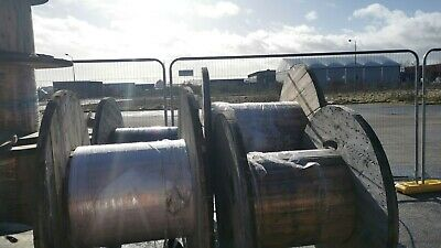£50 • Buy Used Wooden Cable Drums, Ranging In Size From 1000mm X 700mm To 2200mm X 900mm
