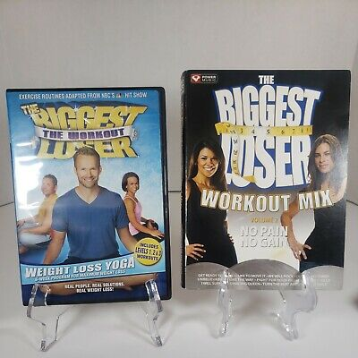 The Biggest Loser The Workout - Weight Loss Yoga & Workout Mix - No Pain No Gain • 10.82£