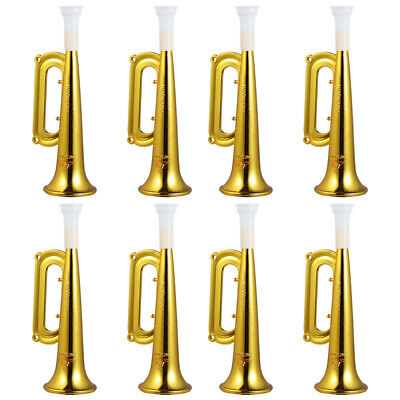 12PCS Lovely Good Quality Durable Horn Trumpet For Kids Toy Party Favor Gift • 9.38£