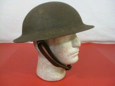 $199.99 • Buy WWI Era US Army AEF M1917 Helmet With Liner & Chin Strap - Ord Insp - Very Nice