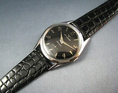 $ CDN453.17 • Buy Vintage Longines Wittnauer Stainless Steel Automatic  Mens Watch 11AN 17J 1960s