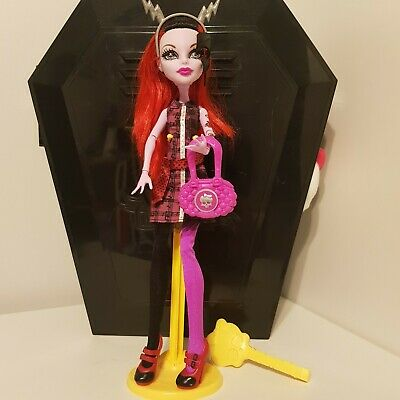 Monster High Doll - Operetta Freaky Fusion - Very Good Condition  • 12£