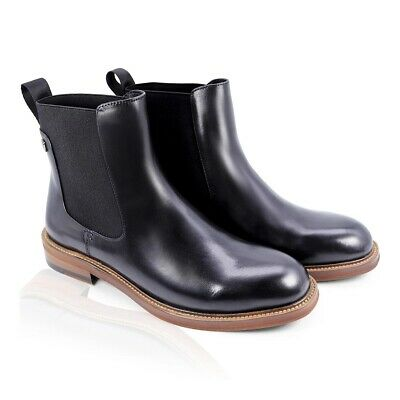 £25.99 • Buy Leather Chelsea Boots Size 5 New Leather Boots Ladies Leather Boots Size 38 New