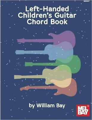 Left-Handed Children's Guitar Chord Book - 9780786684397 • 8.34£