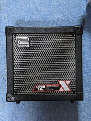 AU339.30 • Buy Roland Cube 30x Guitar Amplifier