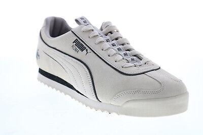 AU71.66 • Buy Puma Roma X The Godfather Woltz 37119601 Mens Gray Suede Sneakers Shoes 9