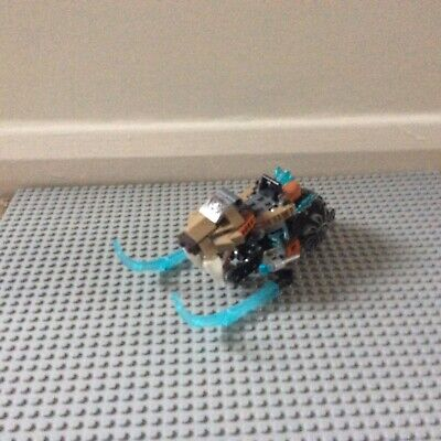 Lego Chima 2 Small Sets Eagle Speeder And Wolf Ice Speeder • 5£