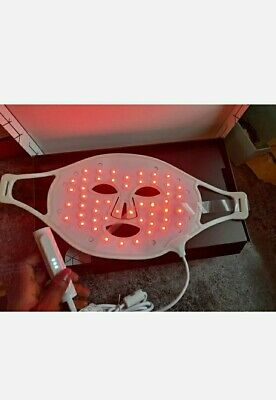 Facelite Led Rio Face Mask, Infra Red Light Therapy Mask ,brand New Sealed Box • 285£