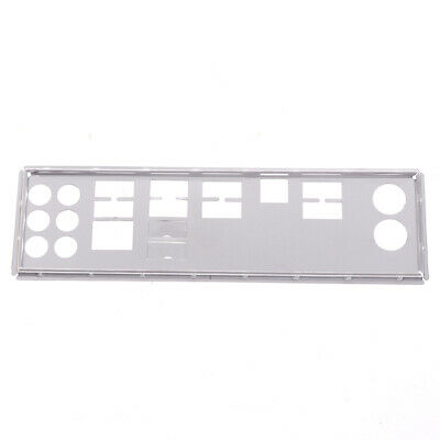 I/O Shield Back Plate Chassis Bracket Of Motherboard For ASUS P8P67-M PRO SL • 4.75£