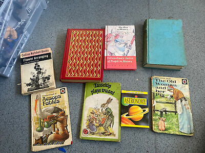 Vintage Ladybird Books Job Lot Bundle • 2.99£
