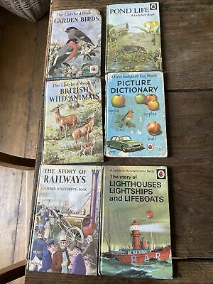Ladybird Books Bundle • 6£