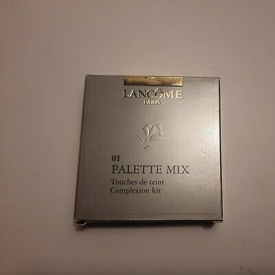 LANCOME Palette Mix Complexion Kit - Discontinued.  01 - 3 Shades Of Foundation • 9£