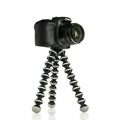 £6.37 • Buy Portable Flexible Tripod Octopus Stand Gorilla Pod For Gopro Camera/SLR/DV LARGE