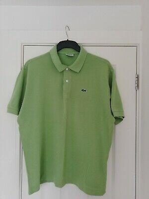 Mens Lacoste Polo Shirt Size 6 • 4£