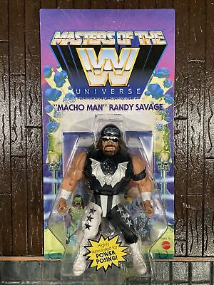 $25.50 • Buy 🔥 Masters Of The Universe Wave 5 WWE  Macho Man  Randy Savage NEW In Hand! 🔥