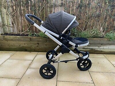 ICandy Peach All Terrain Pushchair And Carrycot - Forest - RRP £1080.00 • 364£