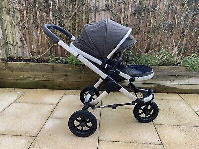ICandy Peach All Terrain Pushchair And Carrycot - Forest - RRP £1080.00 • 326£