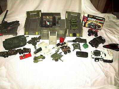 $ CDN1229.33 • Buy Vintage GI JOE  *HUGE* Set Of Figures, Vehicles, Weapons, Etc, Look At ALL Pics