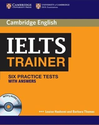 Ielts Trainer Six Practice Tests With Answers And Audio Cds 3 - Hashemi Louise C • 49.73£