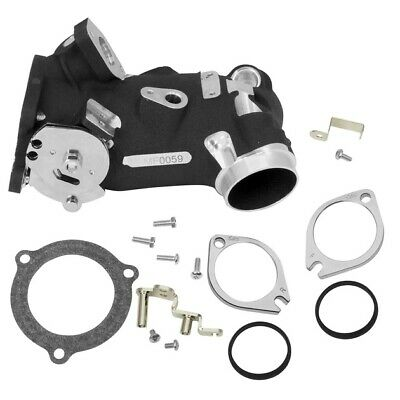 $709.16 • Buy S&S Throttle Hog Cable-Operated Throttle Body 66mm #170-0342 Harley Davidson