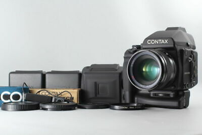 $ CDN3.54 • Buy [TOP MINT!] Contax 645 +MP-1 +Planar 80mm F 2,MFB-1 X2 And More From Japan #551