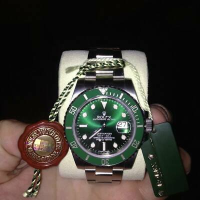 $ CDN14428.97 • Buy Rolex Submariner Hulk, Canadian, Excellent Condition, With Box And Papers