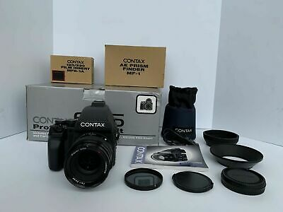 $ CDN3.54 • Buy Contax 645 Medium Format SLR Film Camera With 80mm