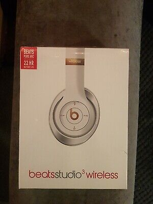 Dr Dre Beats Wireless Headphones Studio 3 (REPLICAS) White • 30£