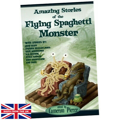 £13.25 • Buy Amazing Stories Of The Flying Spaghetti Monster - Cameron Pierce (Paperback) NEW