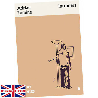 £5.49 • Buy Intruders: Faber Stories - Adrian Tomine (2019, Paperback) BRAND NEW