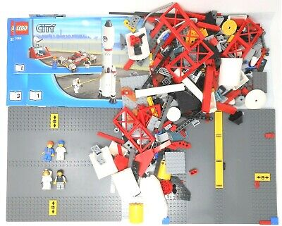 £54.79 • Buy LEGO 3368 City Space Center Complete With Minifigs Bases All Instruction Manuals