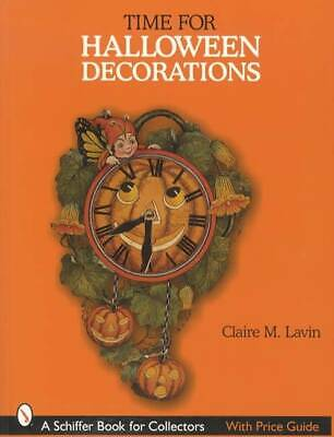 $ CDN37.91 • Buy Vintage Halloween Decorations Collector Reference W Prices Inc Paper & More
