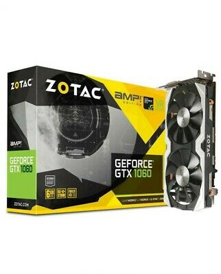 AU265 • Buy Zotac Gtx1060 6gb (used For Gaming) Very Good Condition