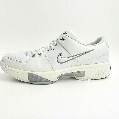 $ CDN63.79 • Buy Nike Air Battlegrounds Low Basketball Shoes 308577 Size 11.5 White Athletic