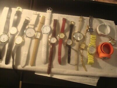 $ CDN22.85 • Buy Job Lot Of 15 Working Watches Most In Great Condition