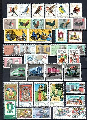 £6.92 • Buy East-Germany/DDR/GDR: All Stamps Of 1979 In A Year Set Complete, MNH
