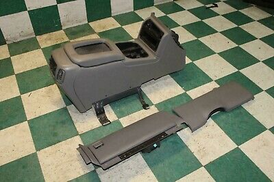 $469.99 • Buy 03-06 AVALANCHE Gray OEM Console Bose Sub Knee Bolster Glovebox Dash Trim Panel